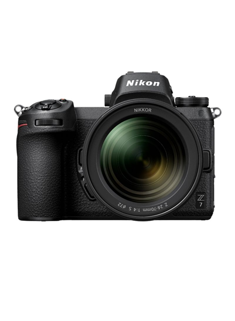 Shop Nikon Z7 Full-Frame Mirrorless Camera With 24-70mm Lens online in  Dubai, Abu Dhabi and all UAE