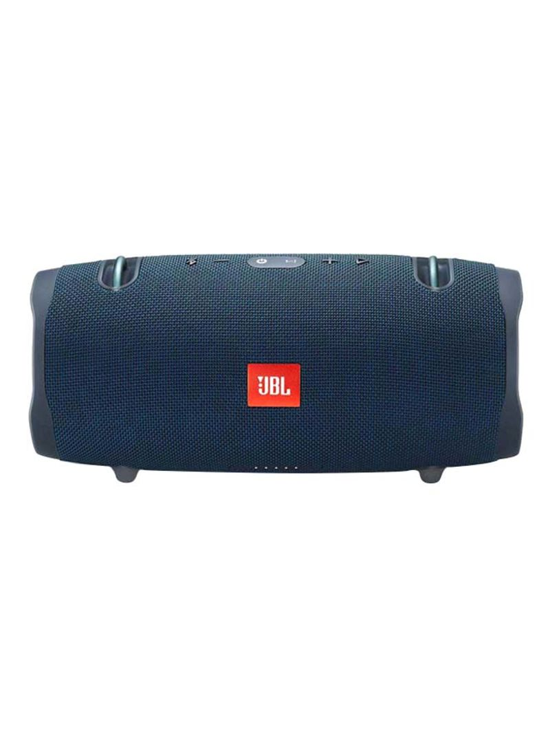 Shop JBL Xtreme 2 Wireless Bluetooth Speaker Blue online in Dubai, Abu  Dhabi and all UAE
