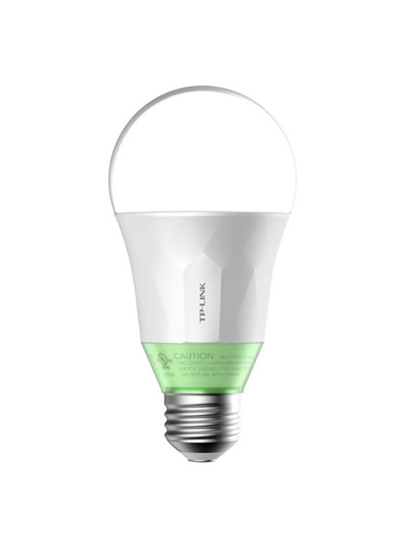 Shop Tp Link Smart Wi Fi Led Bulb White Green 60 Watts Online In Dubai Abu Dhabi And All Uae