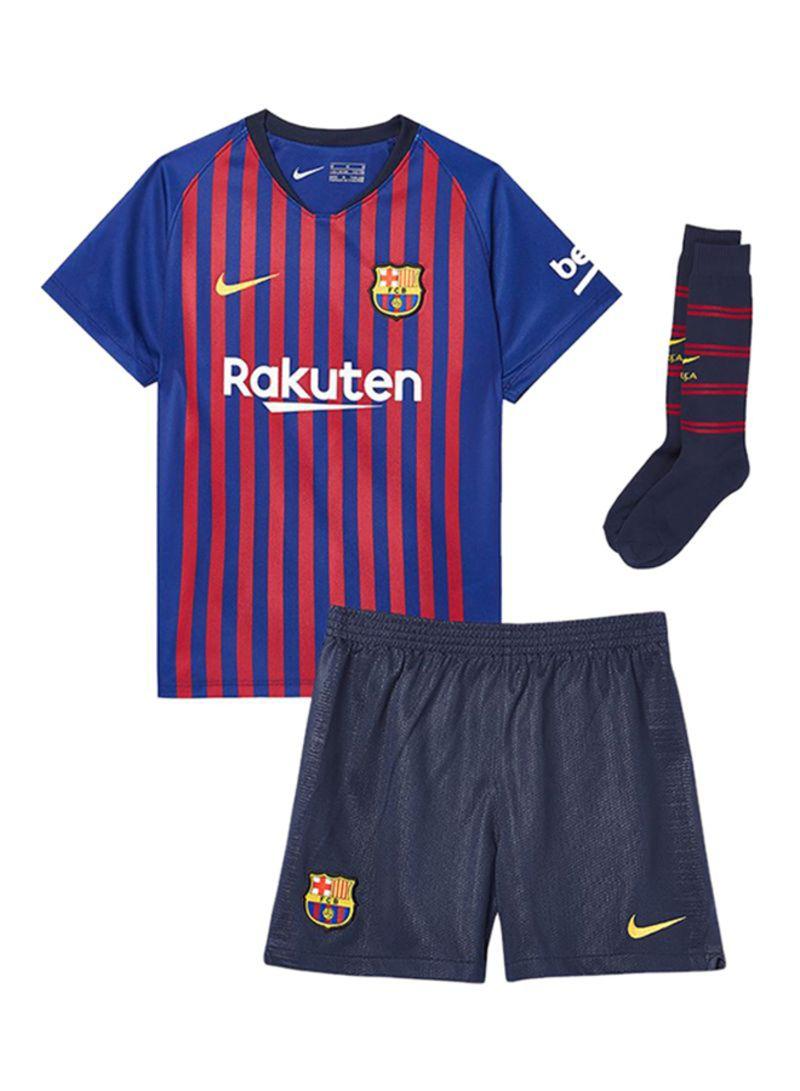 8671a520fa otherOffersImg v1539673213 N18277446A 1. Nike. FC Barcelona Jersey Set Deep  Royal ...