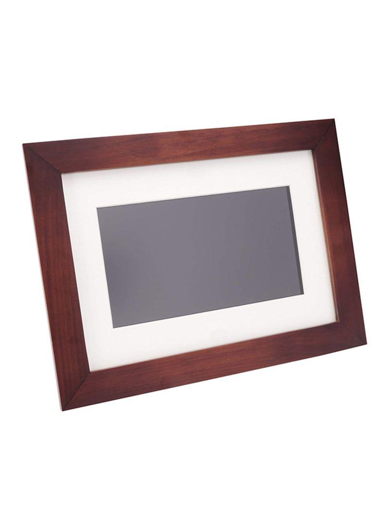 black-wood-digital-picture-frame
