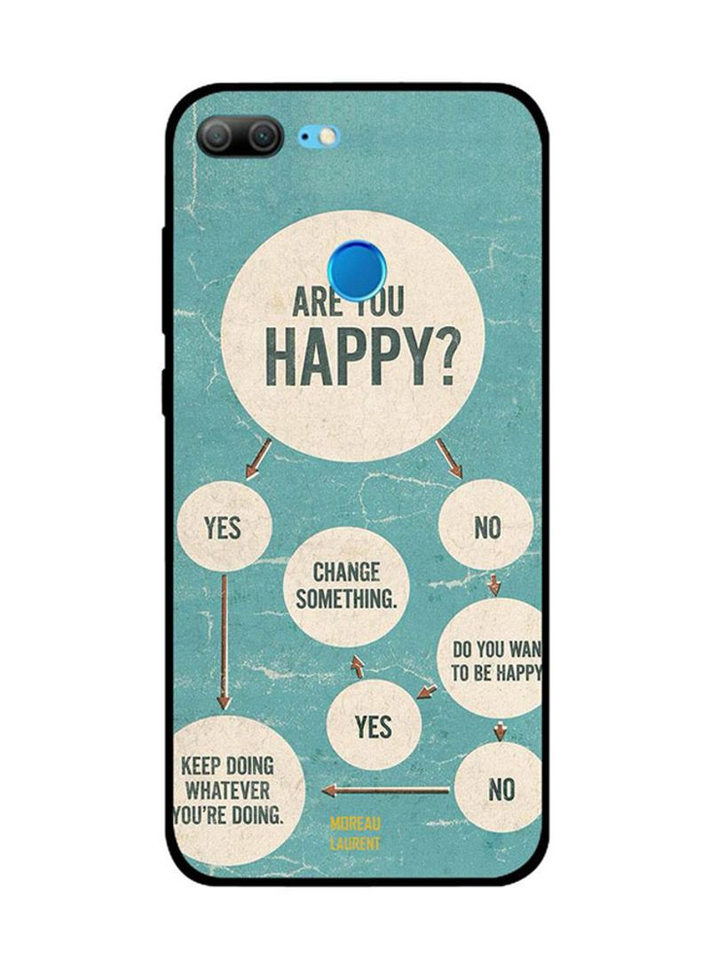 Shop Moreau Laurent Protective Case Cover For Huawei Honor 9 Lite Are You  Happy? online in Dubai, Abu Dhabi and all UAE