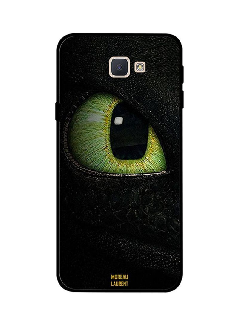 on sale 714af 95003 Shop Moreau Laurent Protective Case Cover For Samsung Galaxy J5 Prime Green  Cat Eye online in Dubai, Abu Dhabi and all UAE
