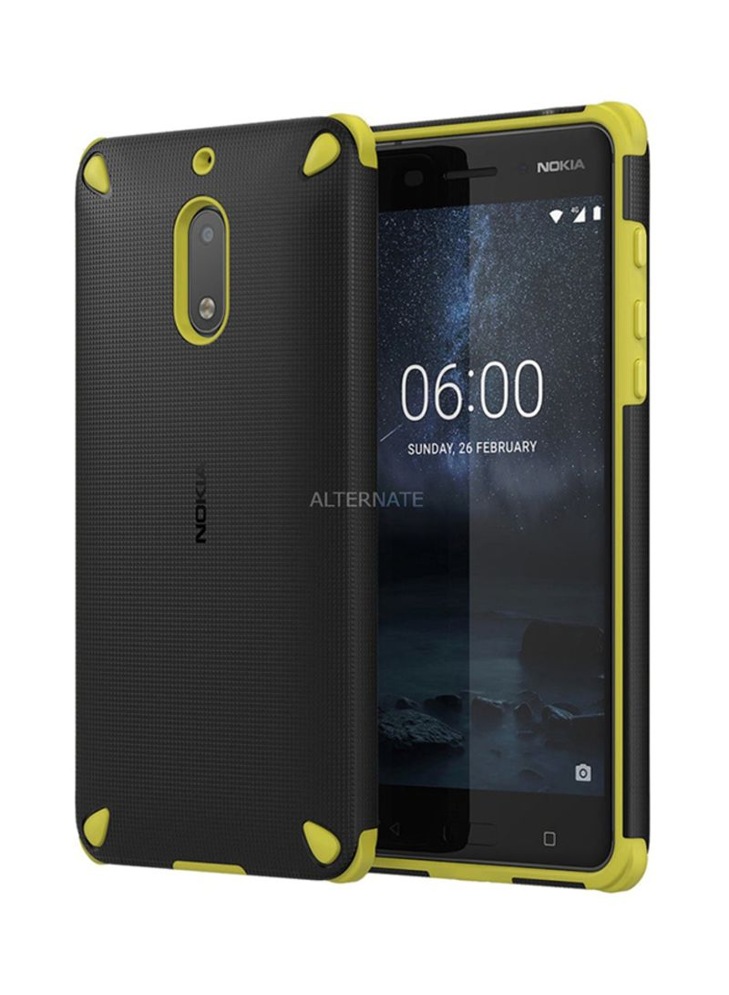 Rugged Impact Case Cover For Nokia 6