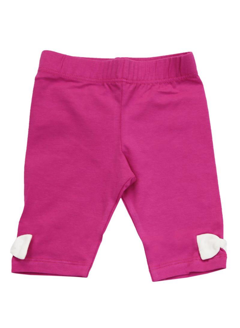 0b67749189154e Shop CHARACTER & KIDS Disney Minnie Mouse Ribbon Leggings Dark Pink online  in Dubai, Abu Dhabi and all UAE