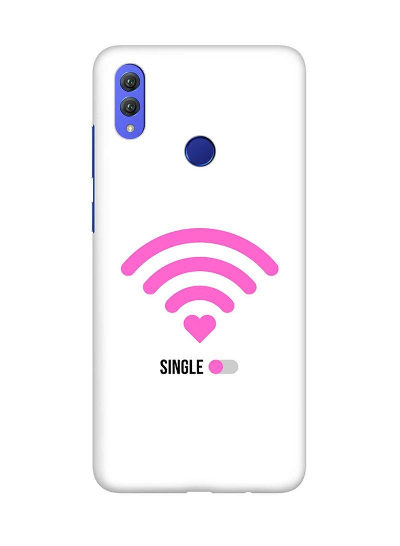 Shop Stylizedd Protective Case Cover For Huawei Honor 8X Wifi Single Girl  online in Riyadh, Jeddah and all KSA