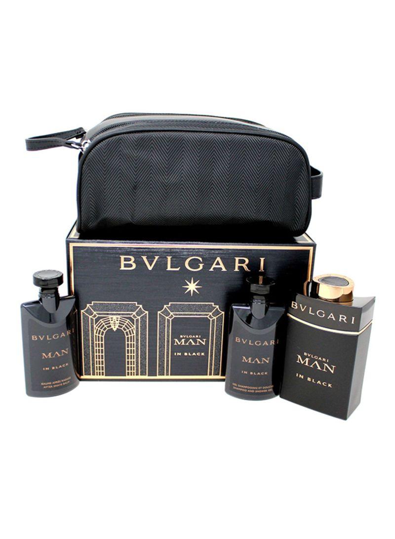 54f9db869dc otherOffersImg v1540499484 N19150661A 1. BVLGARI. Man In Black Gift Set (Man  In Black EDP 100ml