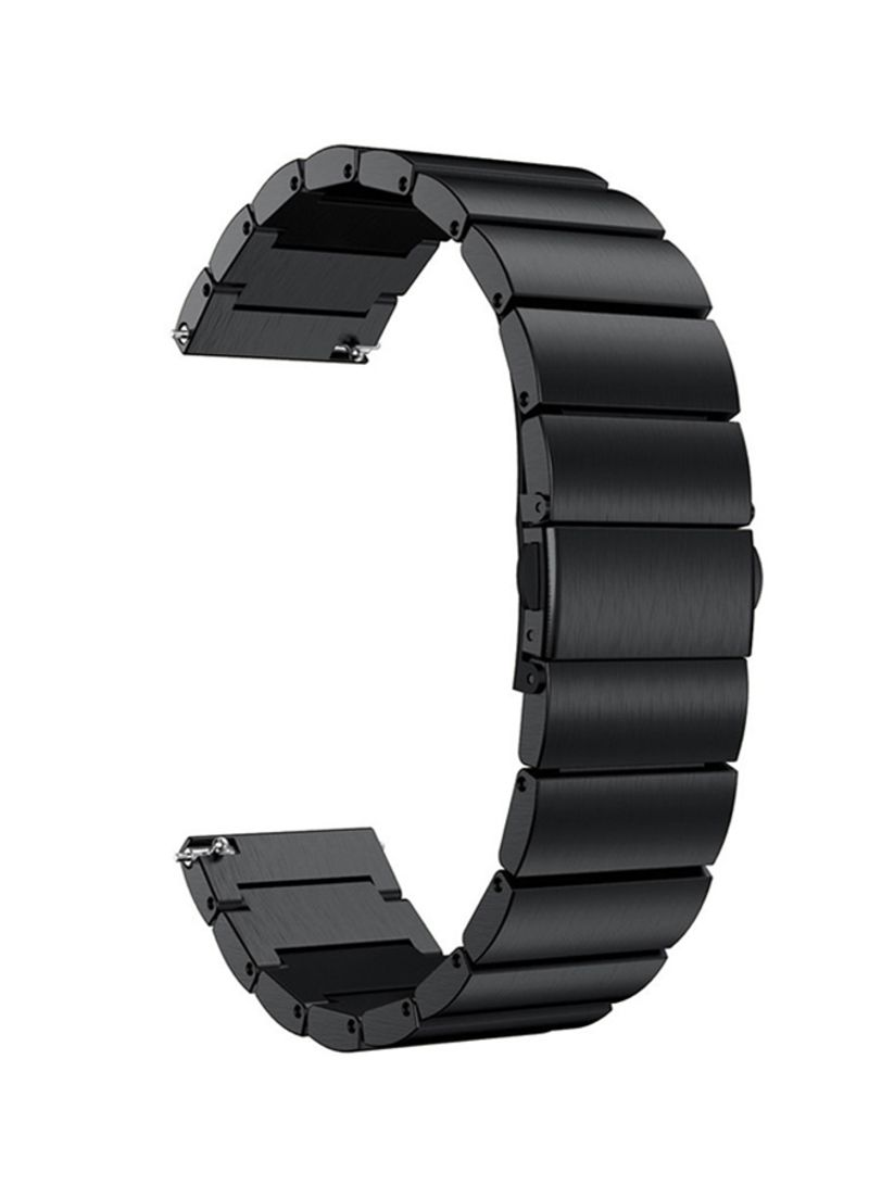 Shop Voberry Replacement Band For Samsung Galaxy Watch 42mm Black online in  Dubai, Abu Dhabi and all UAE