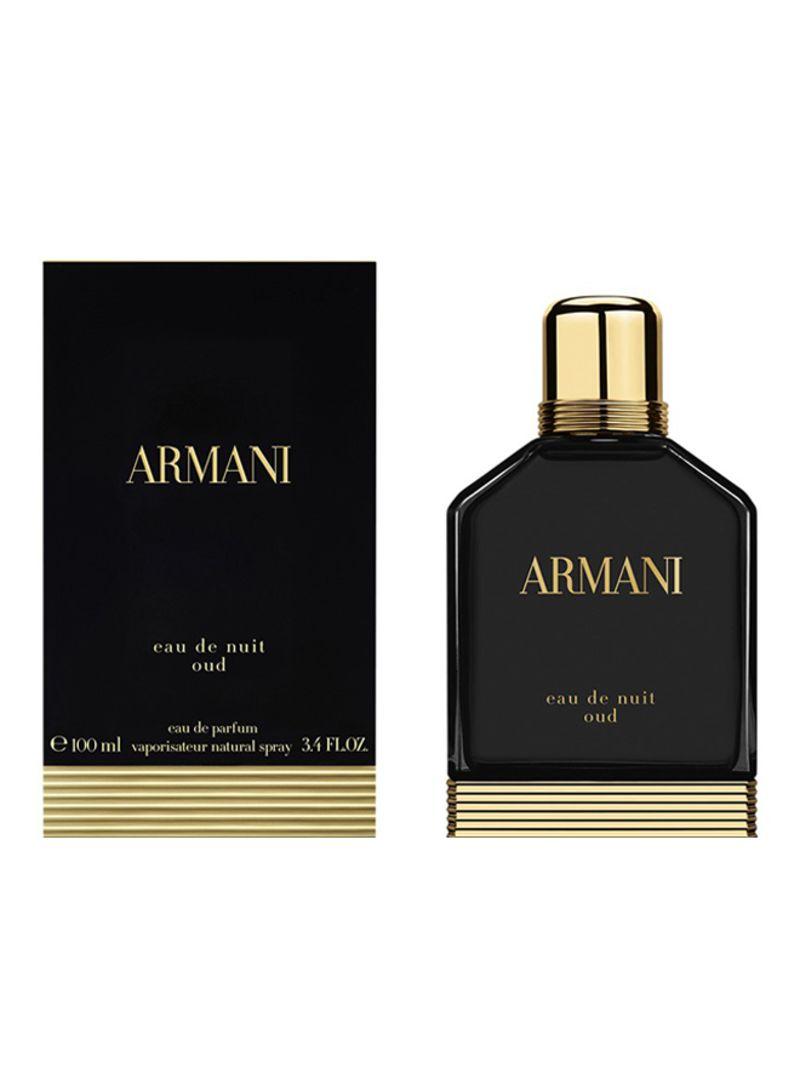 a36d58092 تسوق جورجيو أرماني وماء عطر العود أو دي نوي 100 مل أونلاين في الإمارات