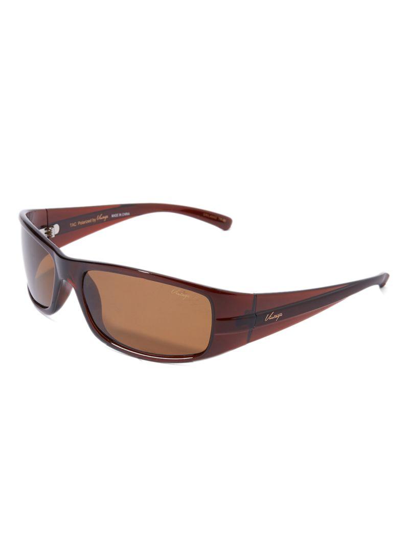 ab62bfe73956d Shop Vintage Men s Wrap Sunglasses Instinct 125 online in Dubai