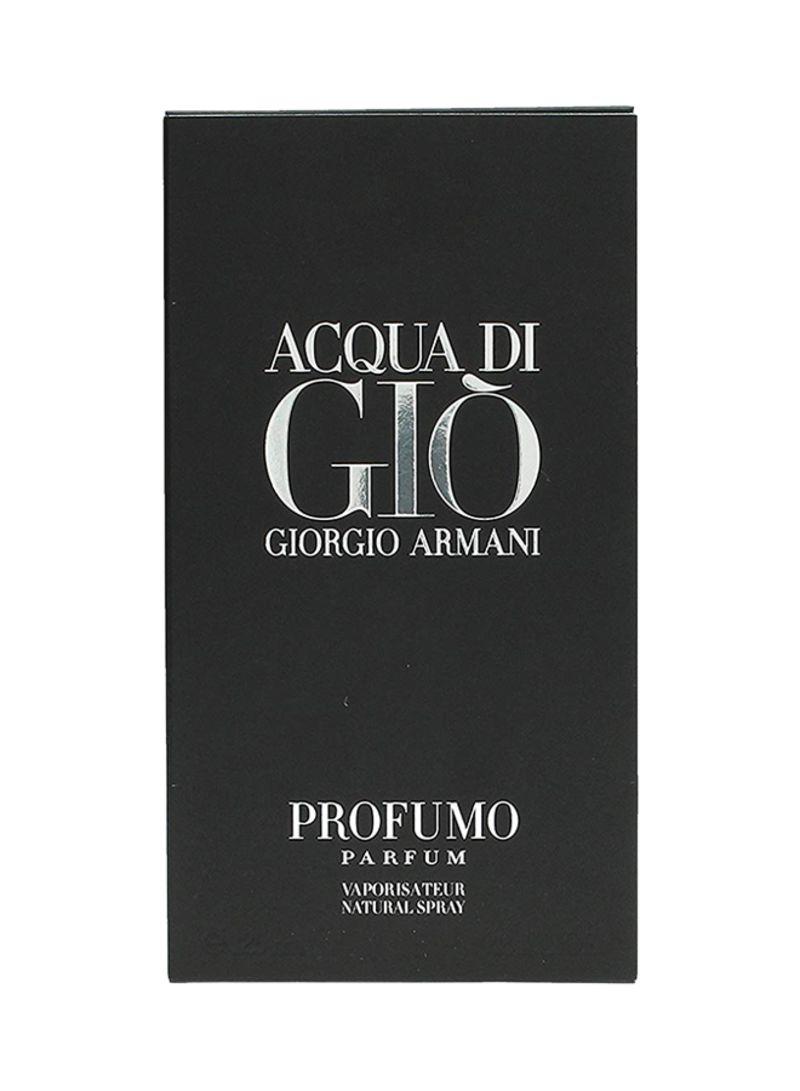 a5fae1b6f تسوق جورجيو أرماني وعطر أكوا دي جيو بروفومو 125 مل أونلاين في السعودية