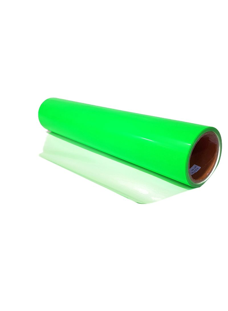 Gio Flex Vc Heat Transfer Vinyl Sticker Neon Green Price In Uae Noon Uae Kanbkam