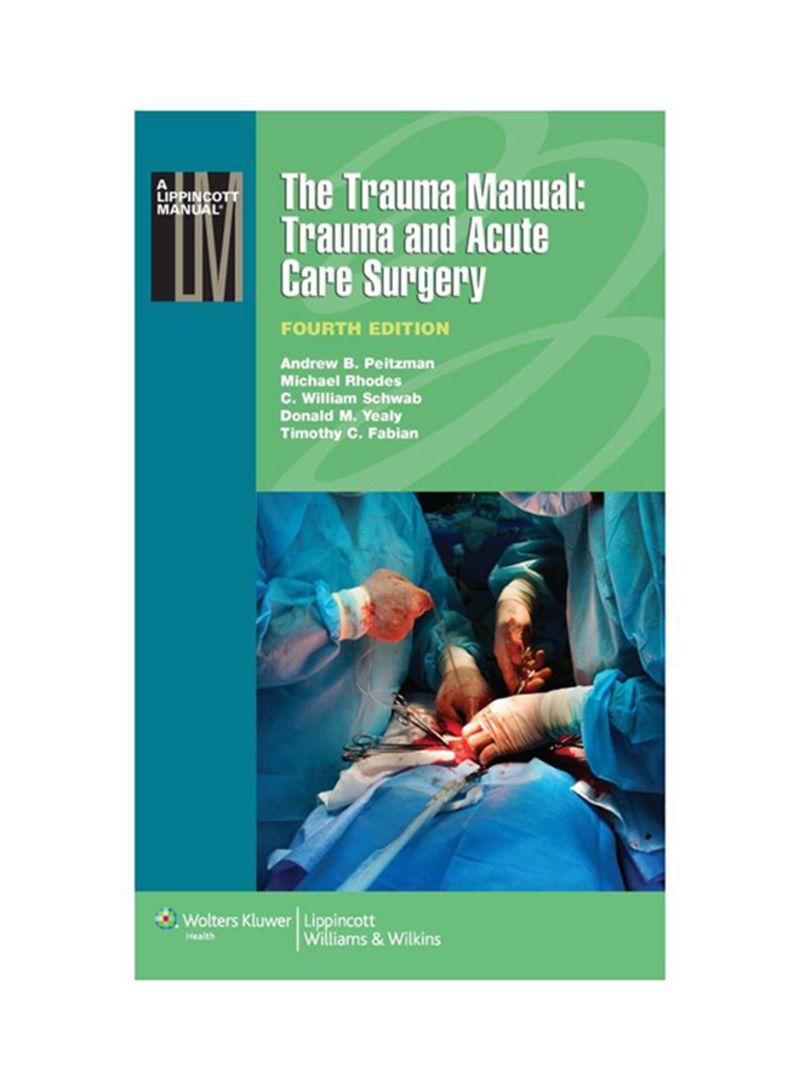 The Trauma Manual