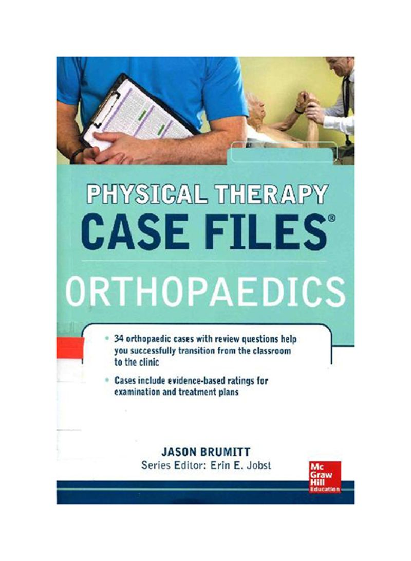 Shop Physical Therapy Case Files Orthopedics Paperback