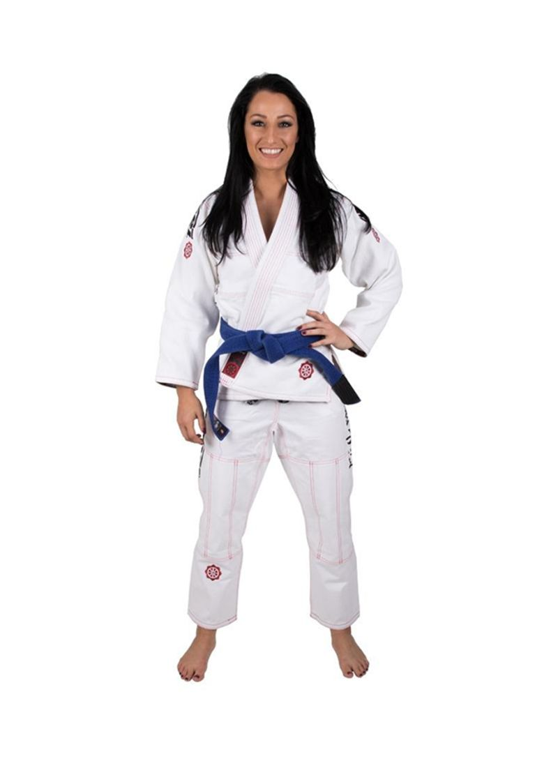 Shop Tatami Fightwear Japan Series Samurai Gi Martial Arts Suit - Size F3  online in Dubai, Abu Dhabi and all UAE