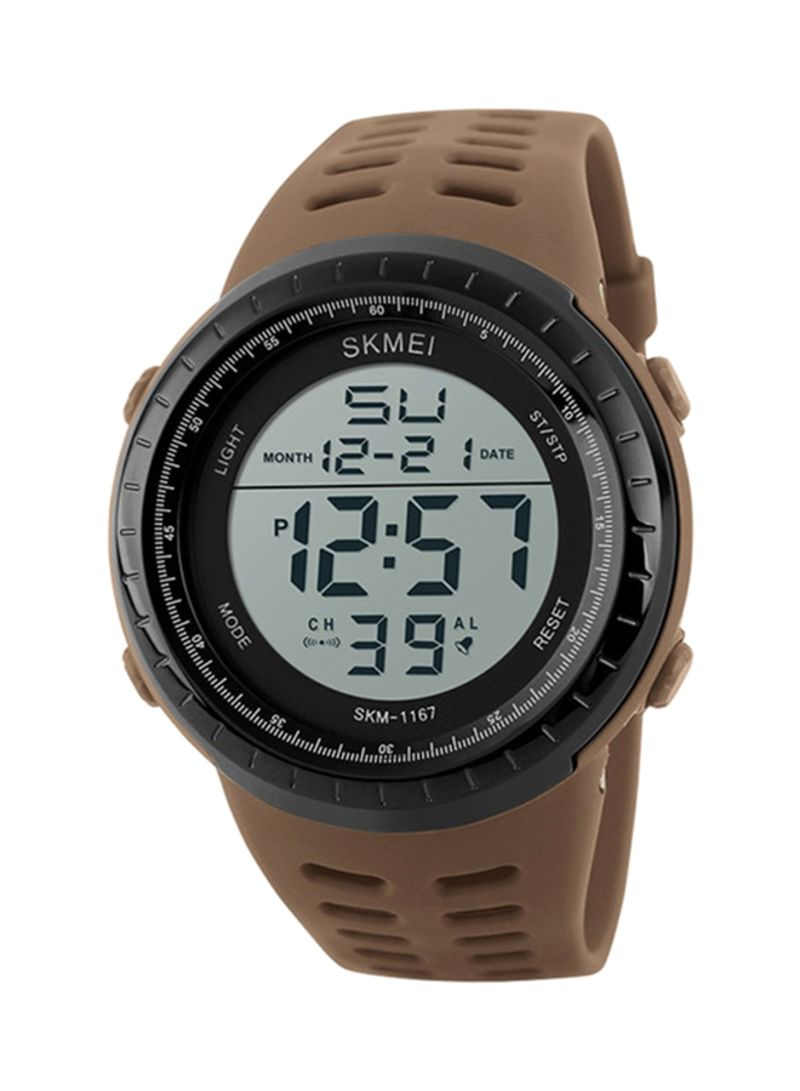 SKMEI Water Resistant Digital Watch 1167