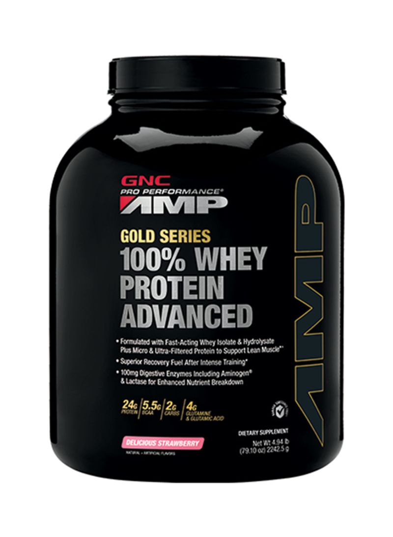 Pro Performance Amplified Gold Series 100 Whey Protein Advanced