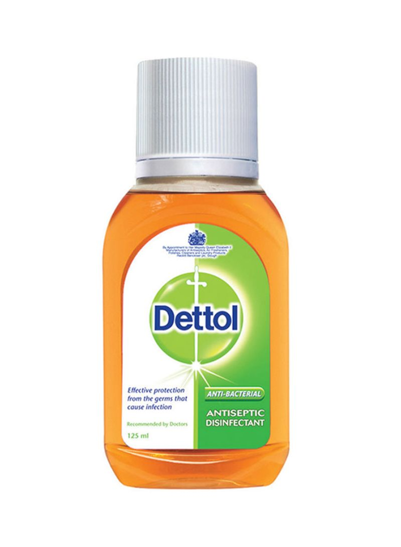 Anti Bacterial Antiseptic Disinfectant 125 ml 125ml