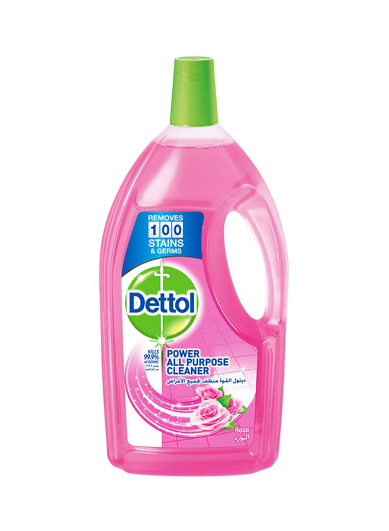 Disinfectant Multi Action Cleaner - Rose 3L
