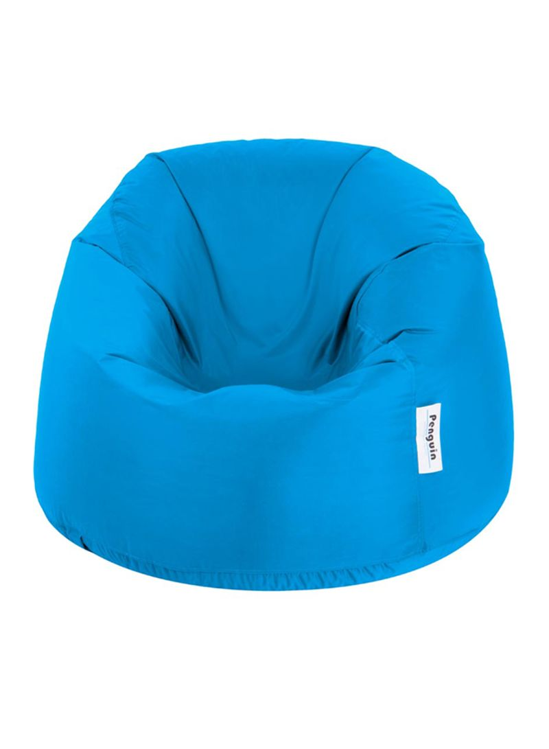 Astonishing Shop Penguin Waterproof Bean Bag Blue Online In Riyadh Pabps2019 Chair Design Images Pabps2019Com