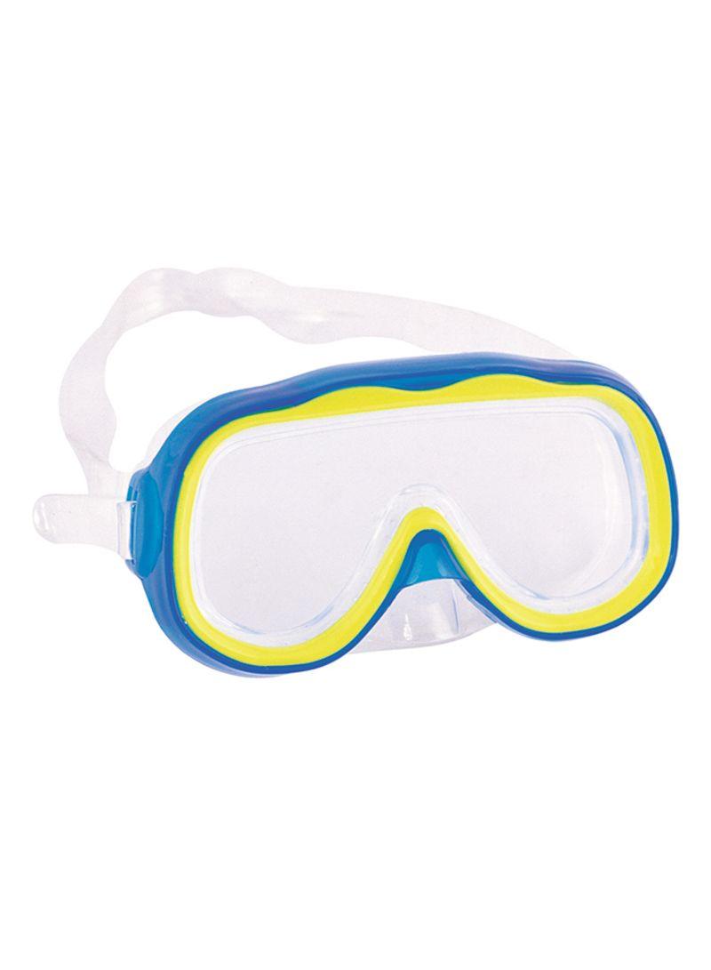 بستواي وماسك السباحة هيدرو سويم ليل إكسبلورا بألوان مختلفة