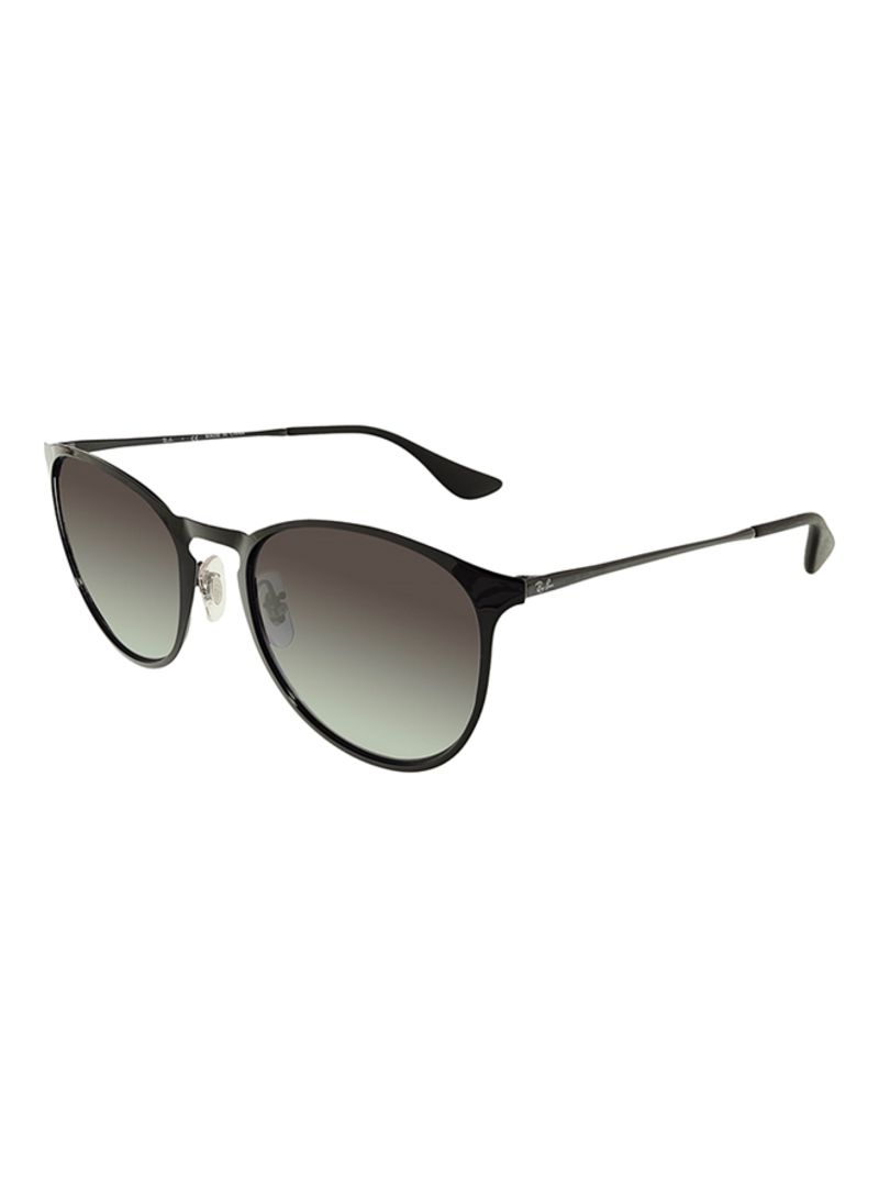 40be2ed84abe Shop Ray-Ban Women s Erika Round Sunglasses RB3539-002 8G online in ...