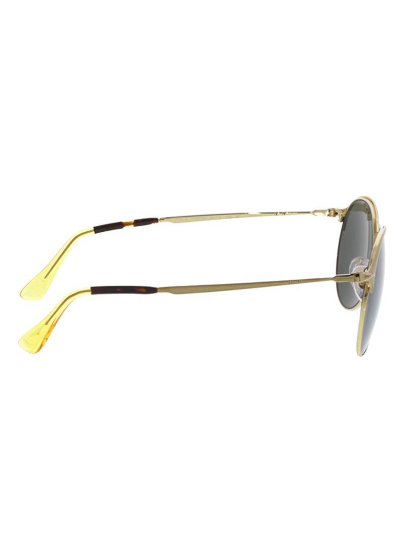 70ac305caa Shop Persol Men s Polarized Aviator Sunglasses PO7649S-106958 online ...