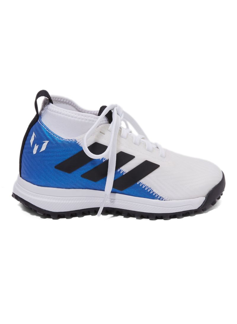 promo code 84128 7a7e8 Shop adidas Rapidaturf Messi K Low Top Sneakers online in Du