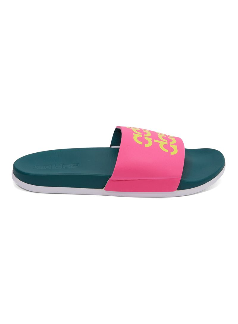 236d4954061a12 Shop adidas Adilette Cloudfoam Plus Campus Slides online in Dubai ...