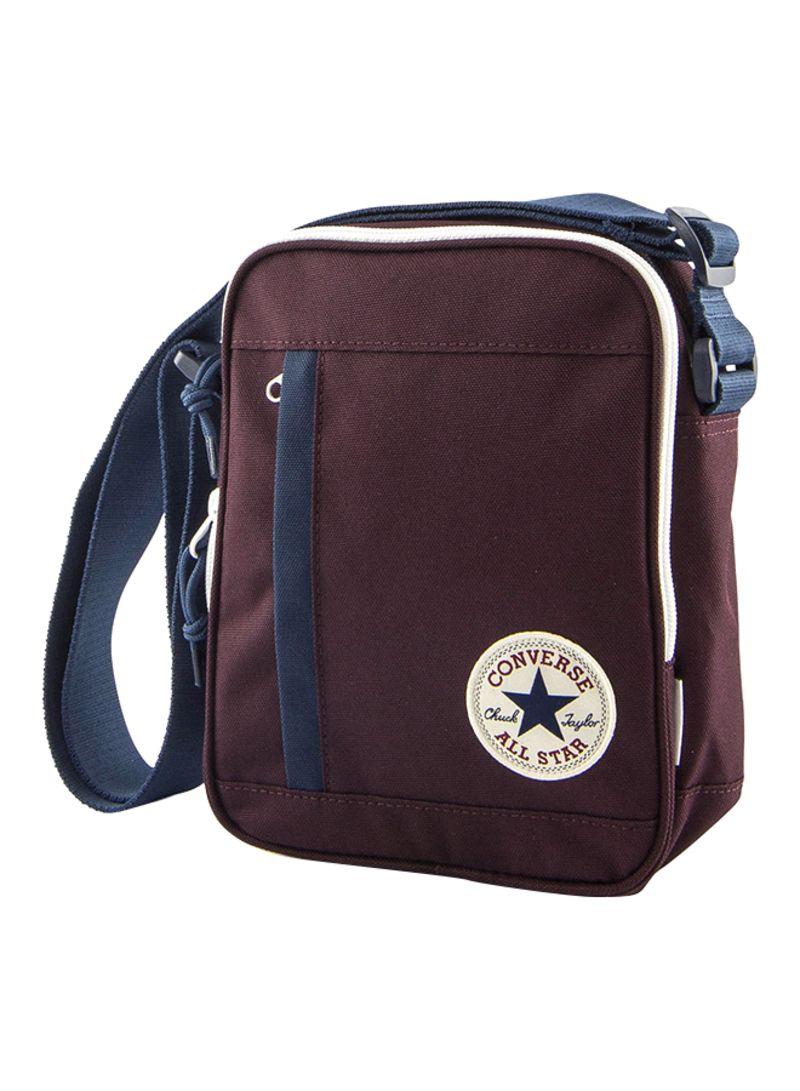 b2223a0056a7 Shop Converse Polyester Zippered Crossbody Bag online in Dubai