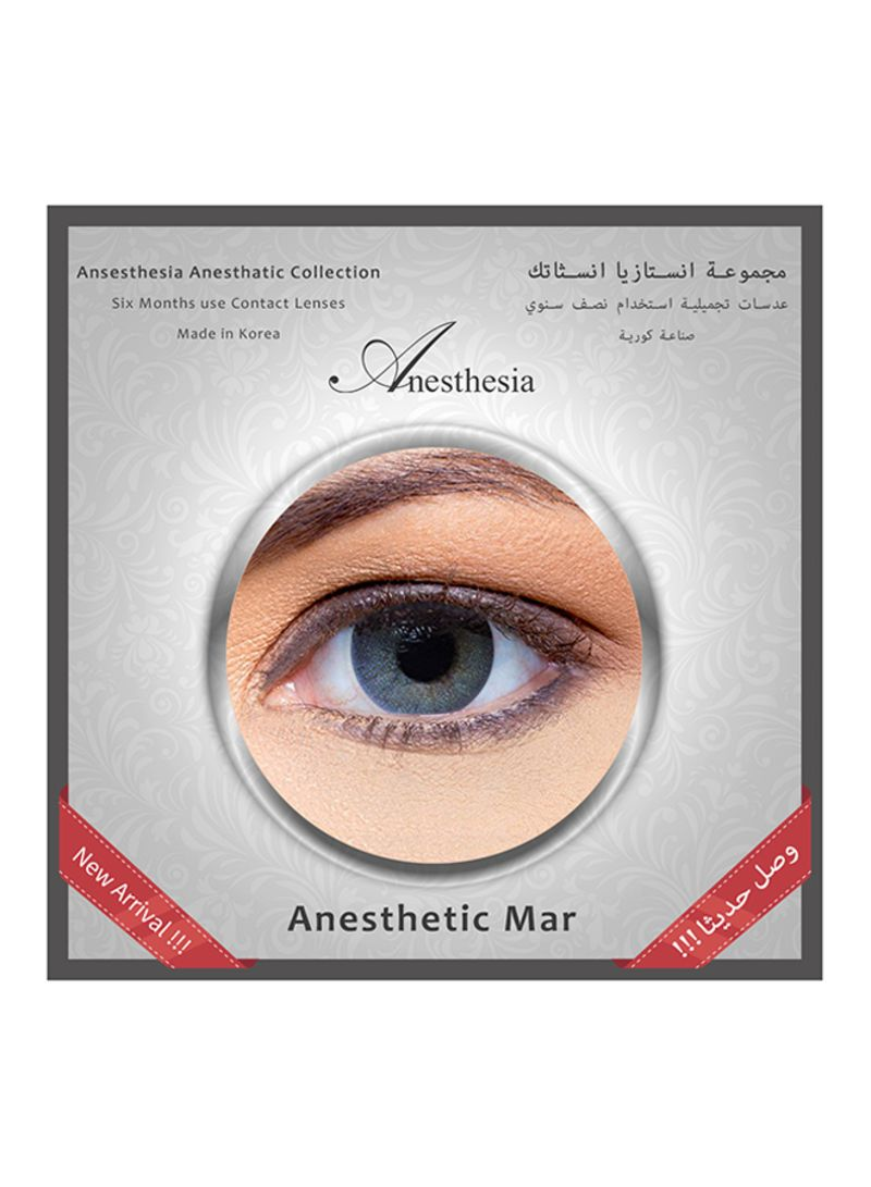 9458418f2 Shop Anesthesia Anesthetic Mar 6 Months Disposable Contact Lenses ...