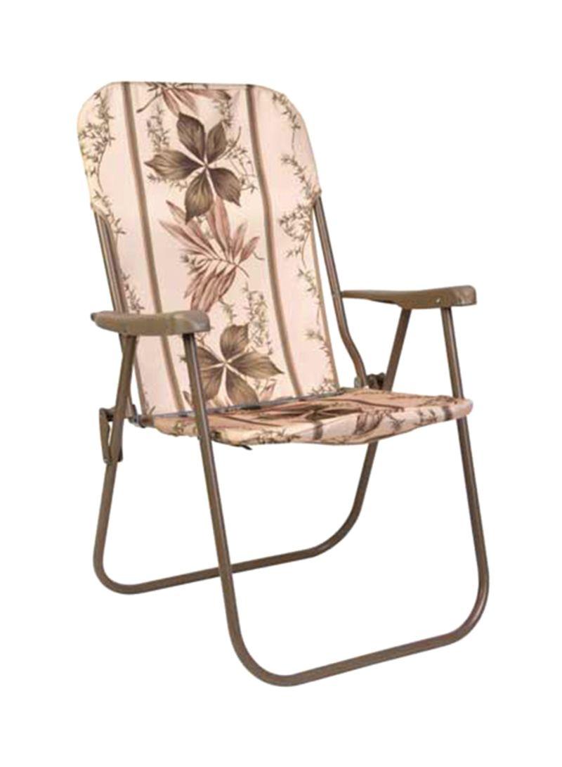b57dfca6d18 Shop Unbranded Folding Chair Beige online in Dubai