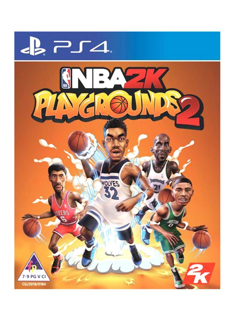 d9ac07d07f2 Shop Saber Interactive NBA 2K Playgrounds 2 - Playstation 4 online ...