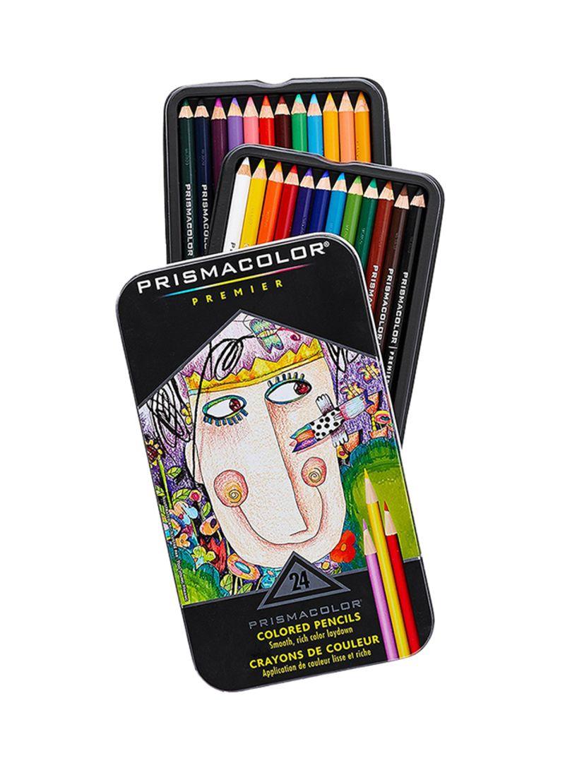 Prismacolor Premier Colored Pencils Portrait Set Soft Core