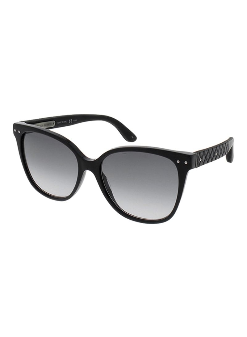 917b9378b2 otherOffersImg v1542303756 N19578314A 1. BOTTEGA VENETA. Women s Wayfarer  Sunglasses BV0044-001-55