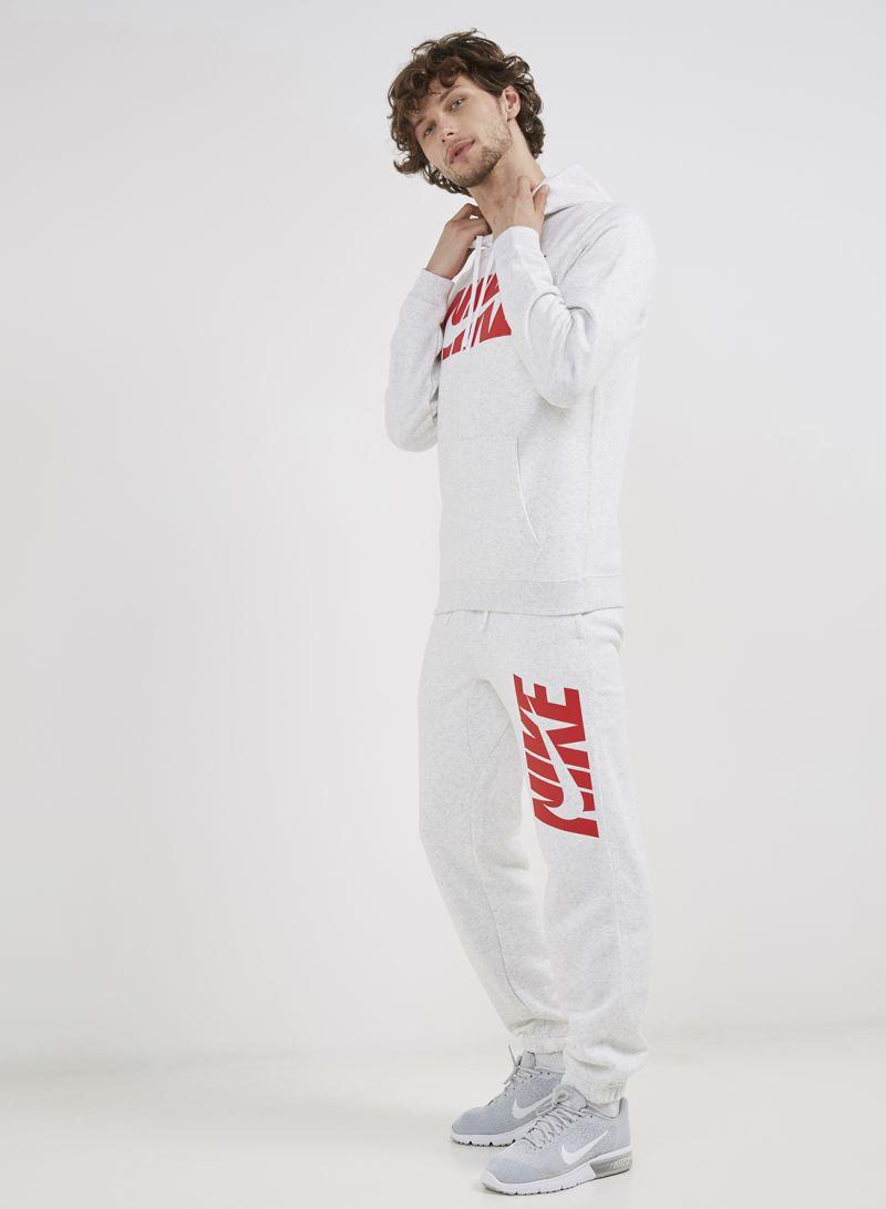 a3dbf0ea8e8bf otherOffersImg v1542305044 N16438578A M1. Nike. M Nsw Flc Gx Track Suit  Birch Heather