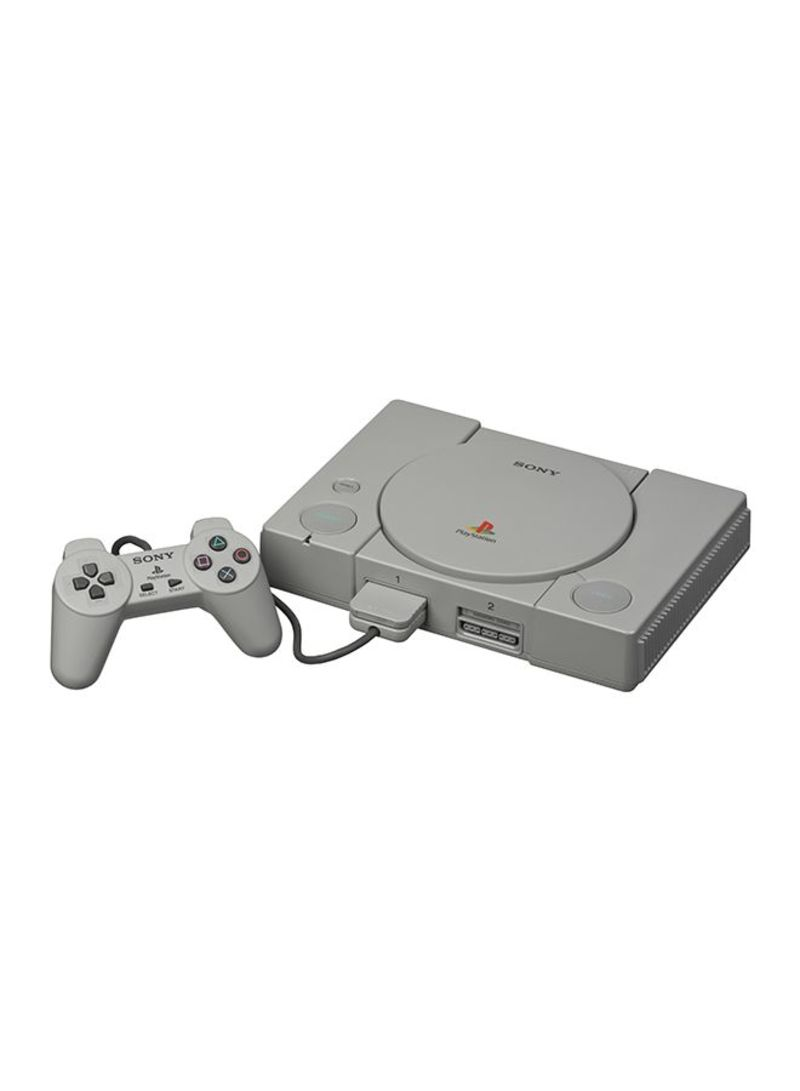 Shop Sony PlayStation Classic Console With One Controller online in Dubai,  Abu Dhabi and all UAE