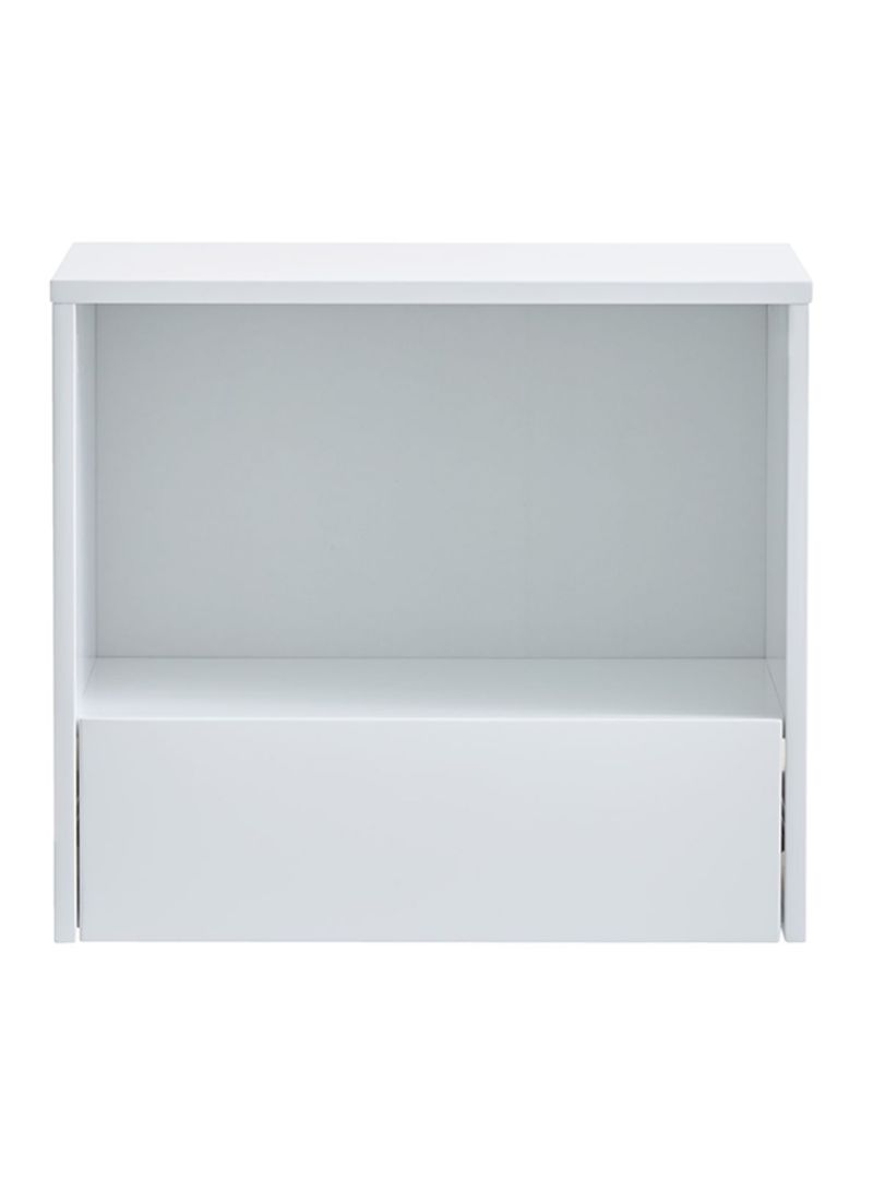 Shop Jysk Hundested Bedside Table White Online In Dubai Abu Dhabi