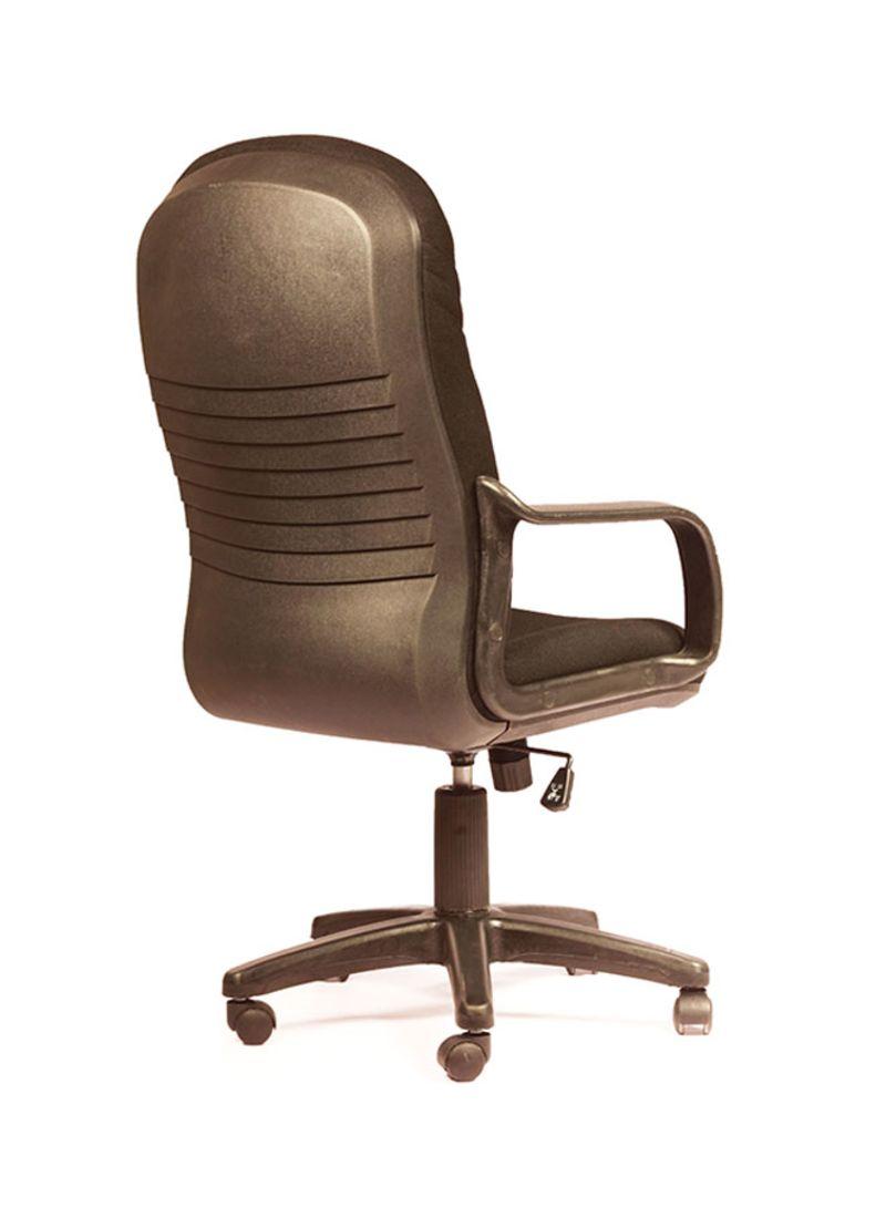 d155c50db Shop Leaders Sigma High Back Swivel Chair Black online in Dubai