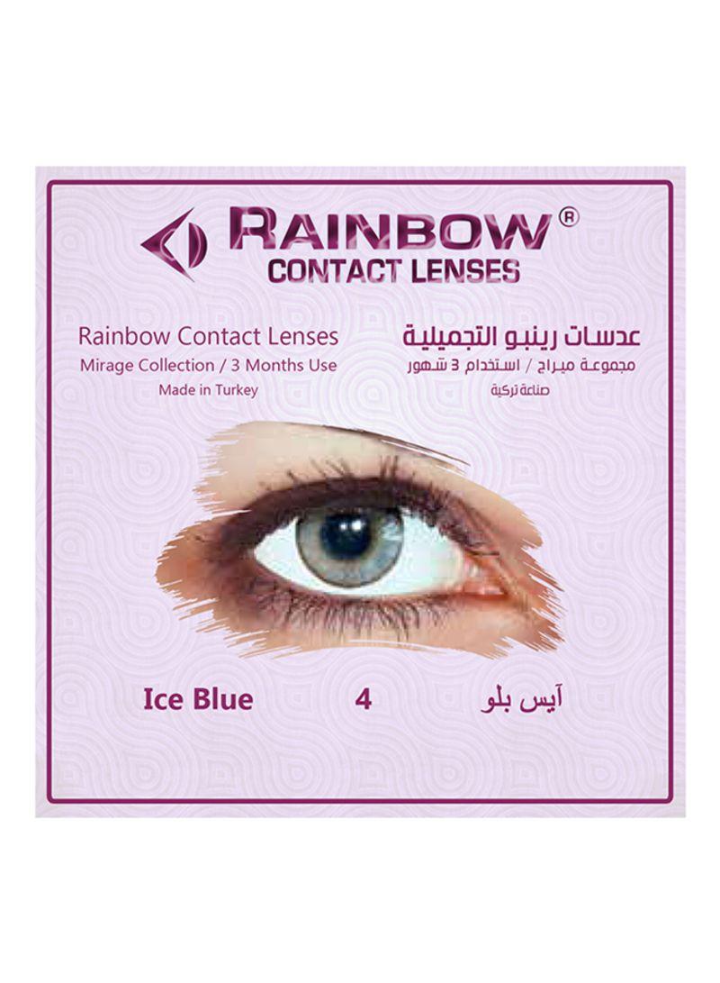 c4911dcacafda تسوق رينبو وعدسات لاصقة أزرق ثلجي أونلاين في الإمارات