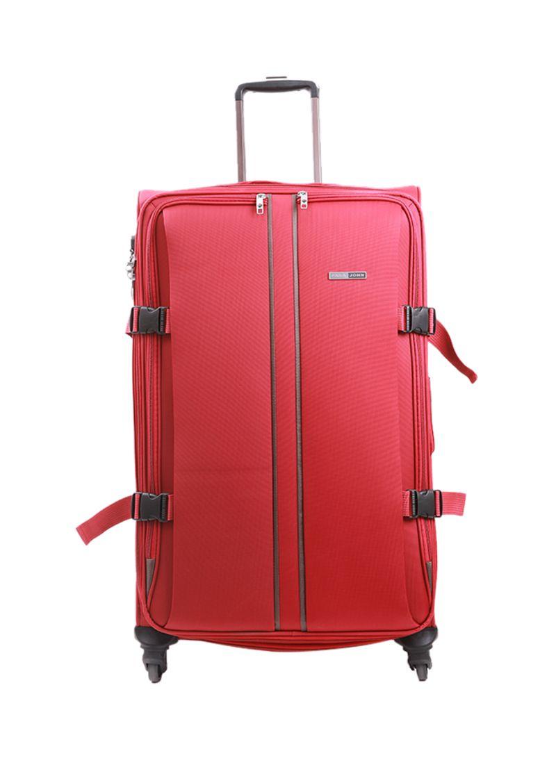 a5950351c Shop PARA JOHN ABS Rolling Luggage Trolley 24 inch online in Dubai ...