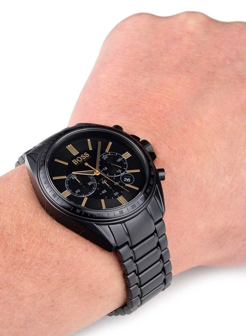 Angebot größter Rabatt attraktive Mode Shop HUGO BOSS Men's Driver Chronograph Watch 1513277 online in ...