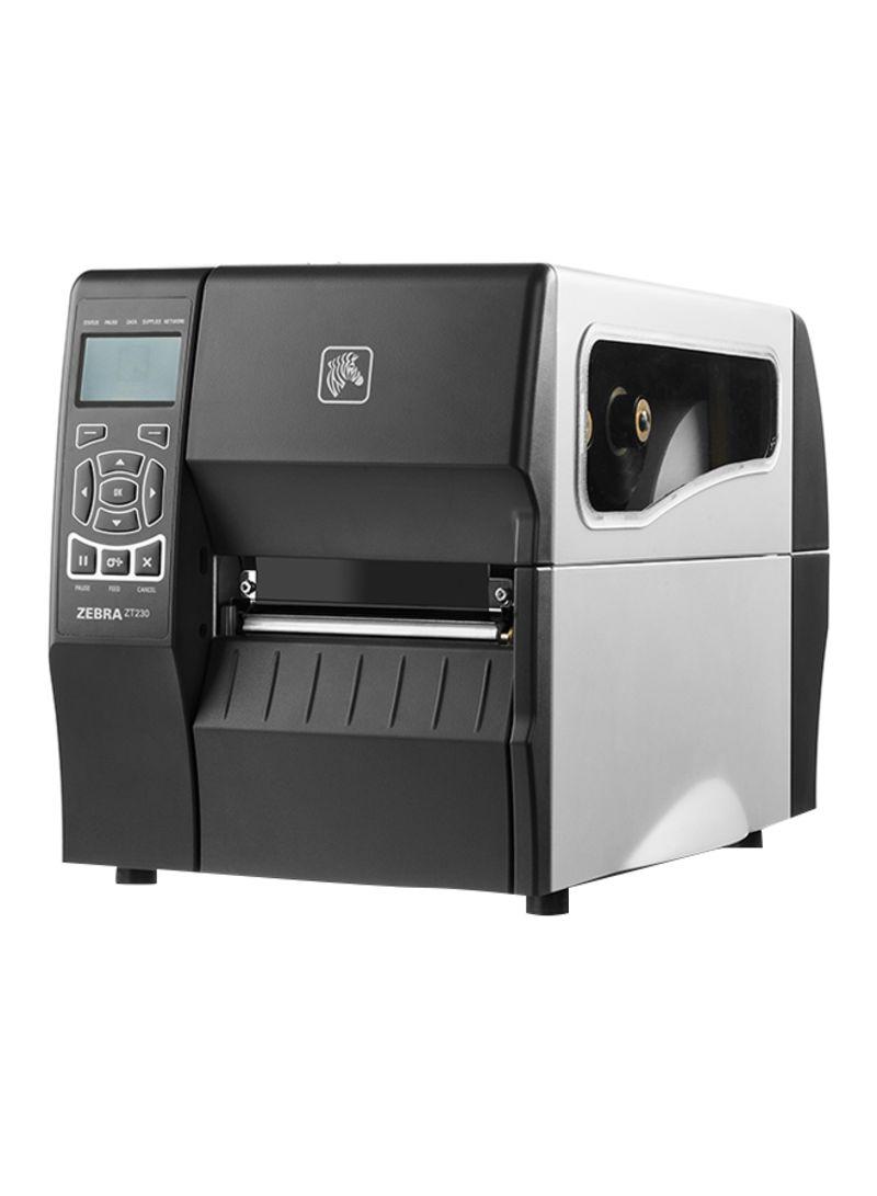 Shop ZEBRA Industrial Printer Support Black online in Dubai, Abu Dhabi and  all UAE