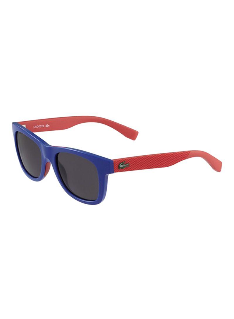 a6d56c84c Shop Lacoste Rectangular Frame Sunglasses LA-L3617S-424-48 online in ...