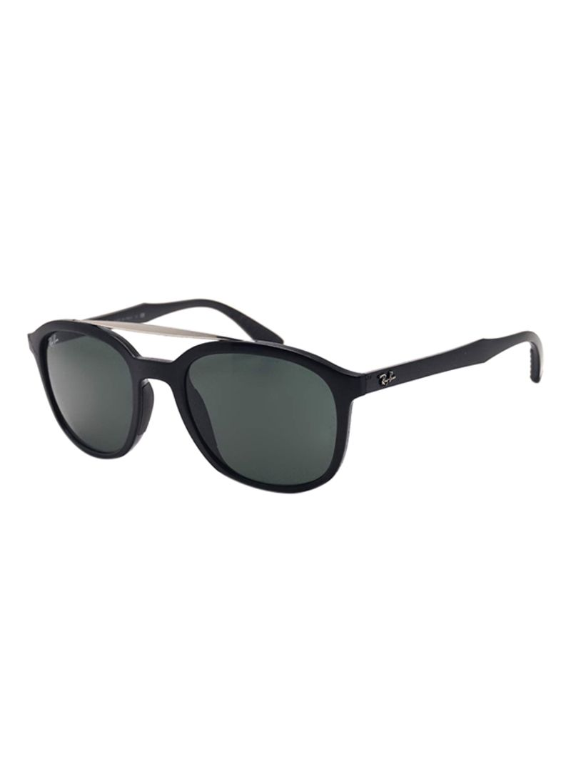 04fc047958 Shop RAYBAN Men s Square Frame Sunglasses RB4290-601 71-53 online in ...
