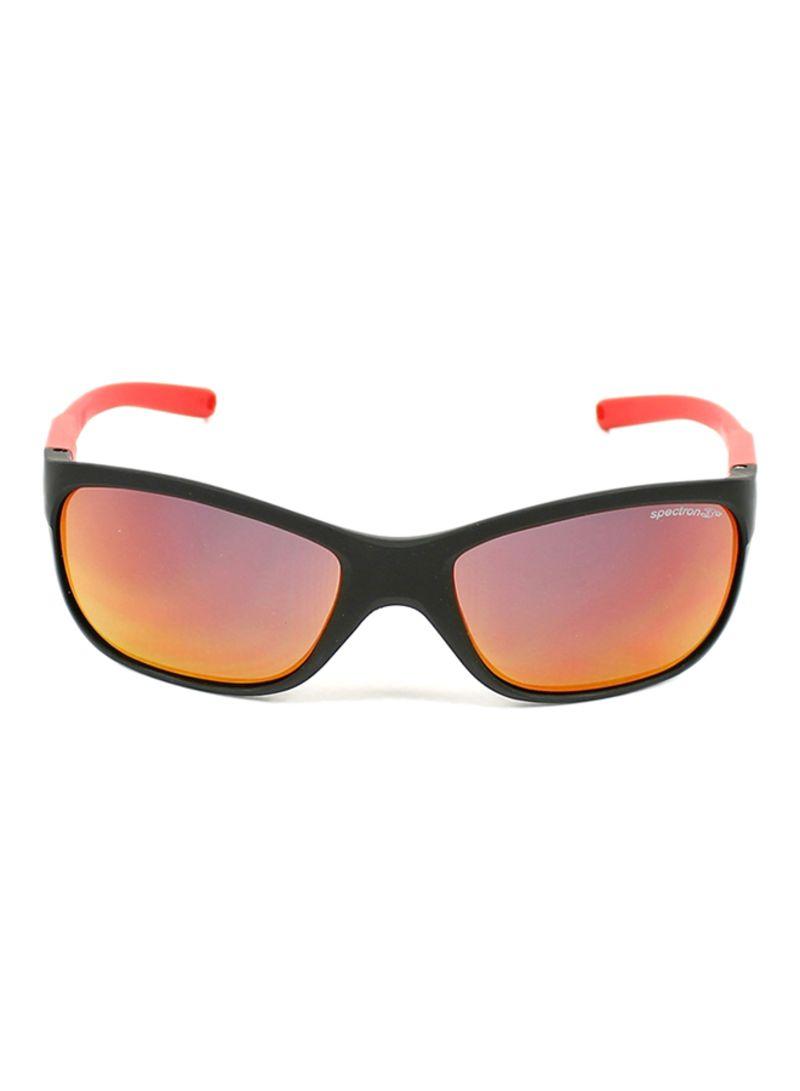 7f2c1b483357a8 Shop Julbo Kids  Oval Frame Sunglasses JB-PLAYER L-J4631122 online ...
