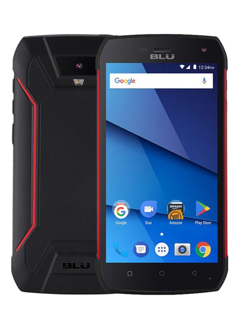 48ec23d7f9a Shop Blu Tank Xtreme Pro Dual SIM Red 16GB 4G LTE online in Dubai ...