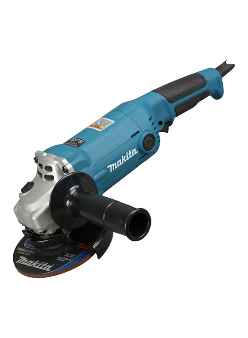 Blue point angle grinder wooden gazebo