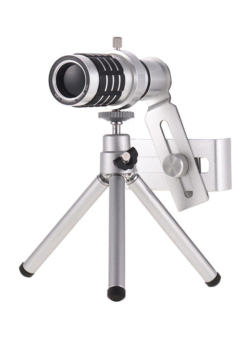 ac19febb1e8da4 otherOffersImg_v1543478965/N19365543A_1. Generic. 12x Optical Zoom Mobile  Phone Telephoto Lens ...