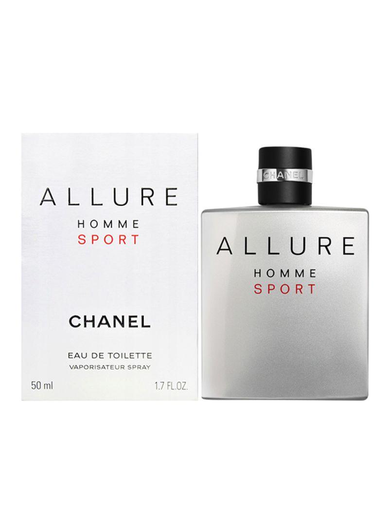 b329b094e Shop CHANEL Allure Homme Sport EDT 50 ml online in Riyadh, Jeddah ...
